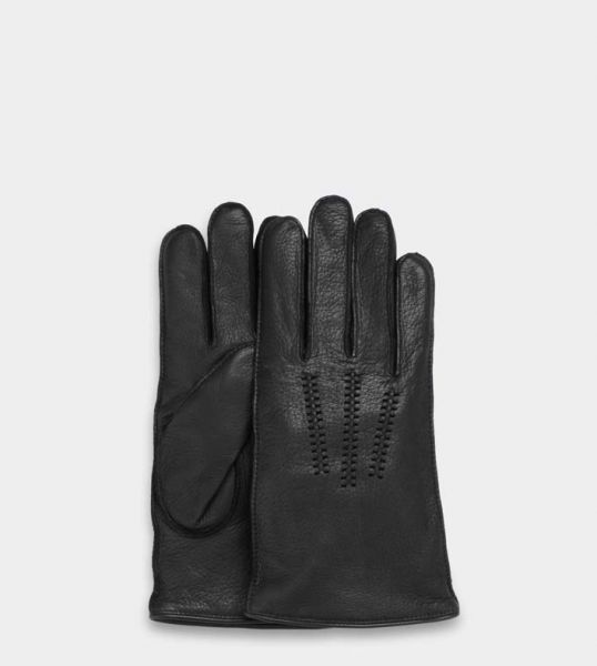 UGG RANGELL GLOVE W/PERFORATED X 男士奢华手套 U1397