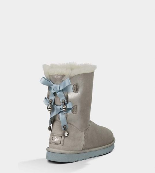 UGG BAILEY BOW BLING I DO!新女婚礼蝴蝶结水晶扣雪地靴1004140